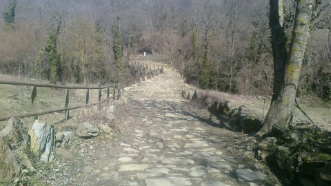 Old trails, today's landscapes