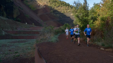Trail Running Camp