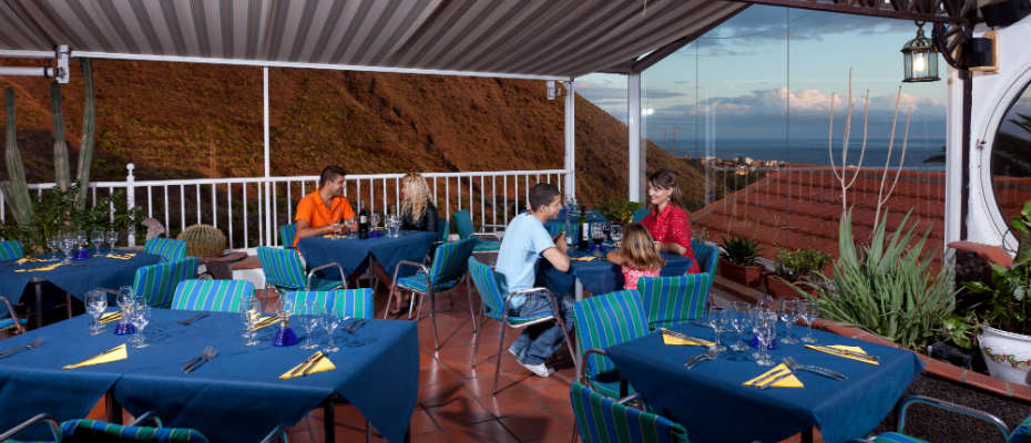 Restaurante Terraza El Mirador Soyecoturista Com