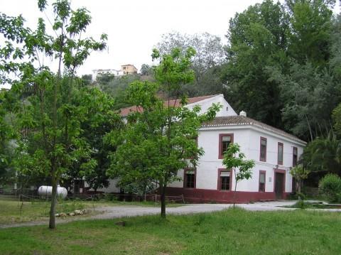 Granja-Escuela El Molino de Lecrín (Alojamiento)