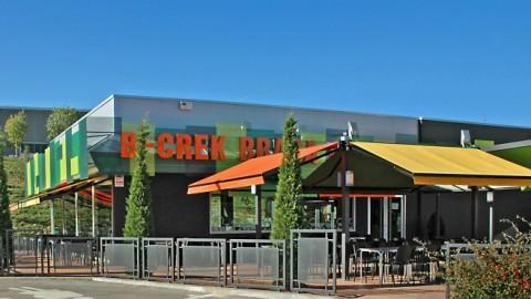 B-Crek restaurant
