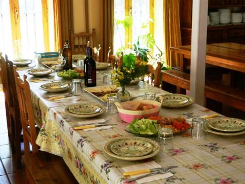 El Cantalar rural accommodation Restaurant
