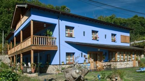 La Casa Azul de Villa Conejo