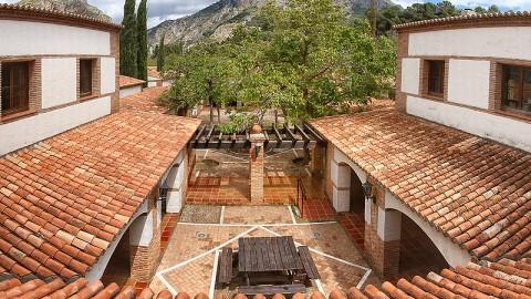 Aula de Naturaleza Ermita Vieja (accomodation)