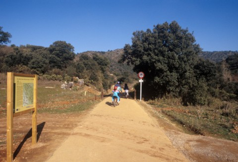 Natural and cultural resources of Sierra Norte de Sevilla Natural Park