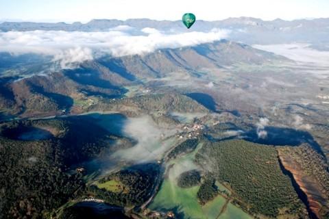 Vol de Coloms – Balloon Flight