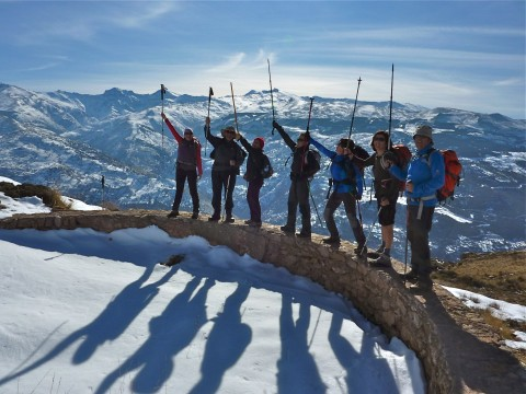 SierraySol (Hiking activities in Southern Spain)