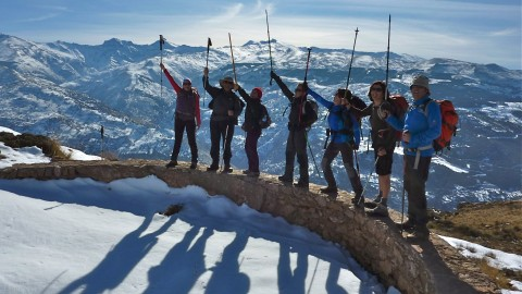 Sierra&Sol -Hiking activities in Southern Spain
