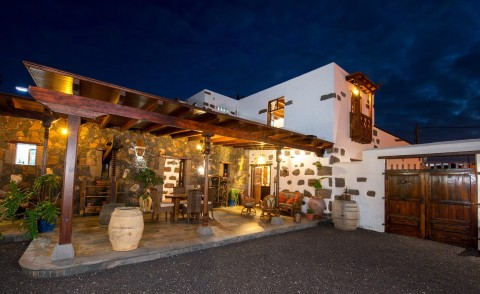 Casa Garaday, an Iconic house in Lanzarote