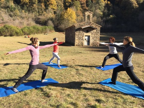 Natural Well-being in la Garrotxa