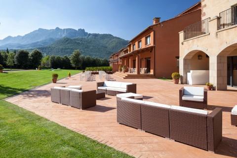 Hotel Vall d'en Bas