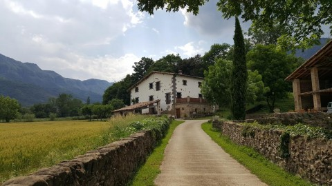Mas Rubió country house