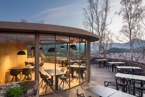 El Fortí del Montsacopa restaurant