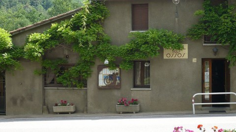 Hostal dels Ossos restaurant