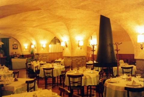 L'Hostalet restaurant