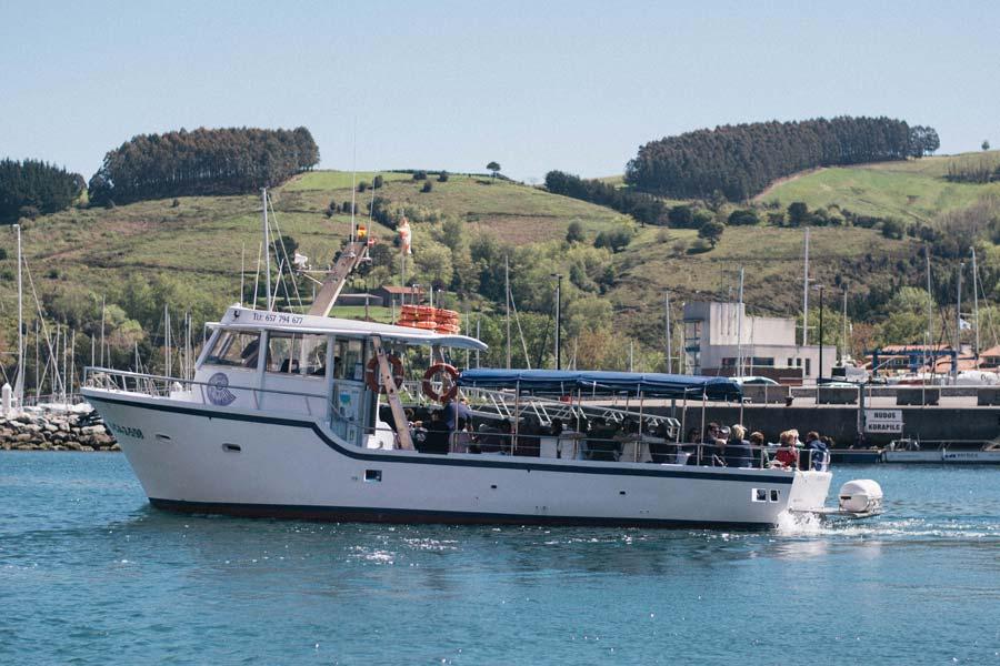Geoparque Costa Vasca