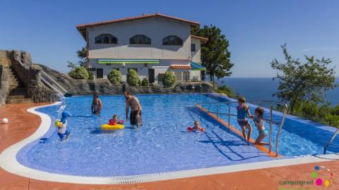 Itxaspe Campsite & Bungalows – Basque Coast
