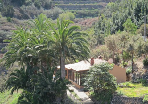 Las Hiedras Rural House