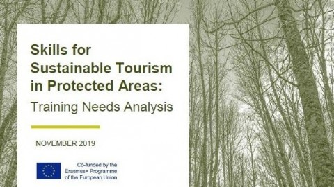 Training needs of stakeholders involved in a protected area to promote sustainable tourismURISM