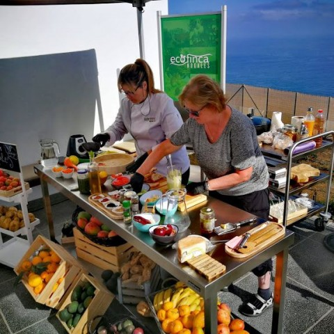 """Discover, enjoy and taste organic products in La Palma"